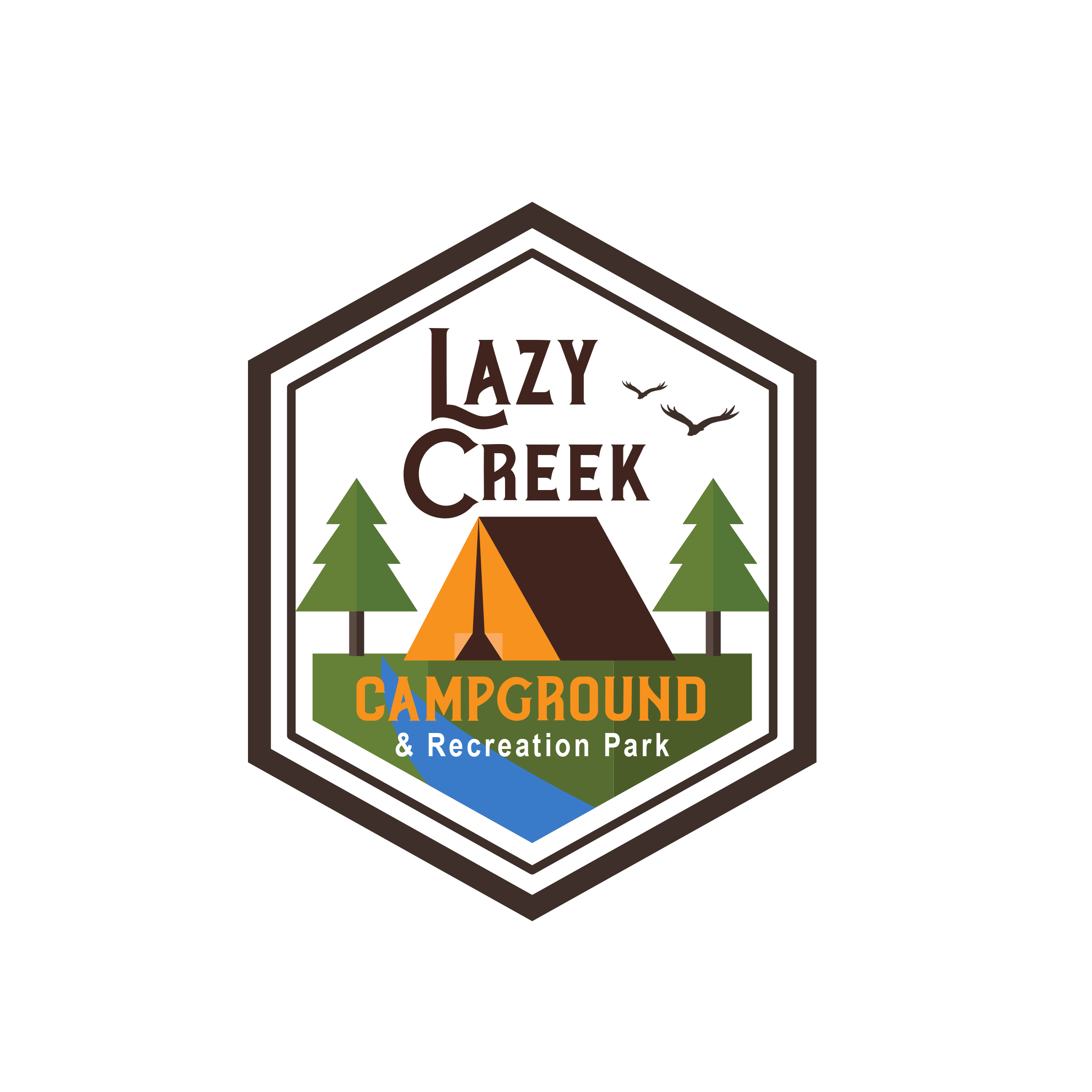 Lazy Creek Campground Comp 4